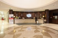 Гостиница Holiday Inn reception