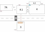 общая схема павильонов