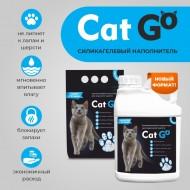 106 - 264 Ярвет Cat Go наполнитель