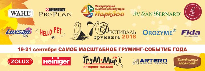 7 Фестиваль груминга